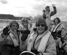 Tour Operators Rib Boat Trip to the Bass Rock