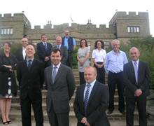 Launch of the annual Tynedale Tourism Show by MP Guy Opperman - at the DeVere Slaley Hall Hotel