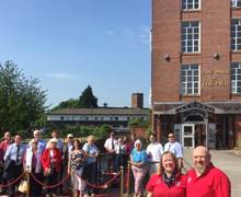 Kittywake Canal Cruises of Wigan - Launched to the UK Travel Trade.
